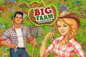 игра big farm бесплатно
