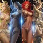 Legue of Angels-2